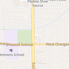 Directions for United Studios of Self Defense in Anaheim, CA 2054 S Euclid St Ste G