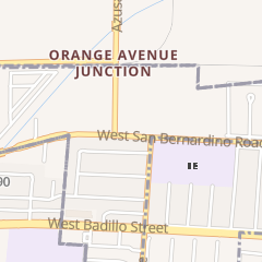 Directions for C & J Media in West Covina, CA 1773 W San Bernardino Rd
