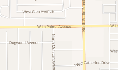 Directions for El Patio in Anaheim, CA 1750 W LA Palma Ave
