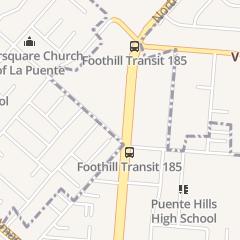Directions for Yum Yum Donuts in LA Puente, CA 1225 N Hacienda Blvd