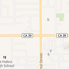 Directions for Trillium Salon Spa in La Habra, CA 553 E Whittier Blvd