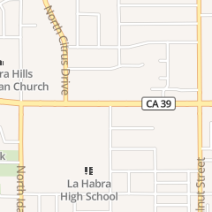 Directions for Primarily Hair in La Habra, CA 820 E Whittier Blvd
