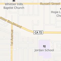 Directions for Christopher E Elliott Dds in Whittier, CA 16315 Whittier Blvd Ste 203