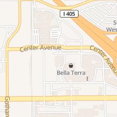Directions for Mervyn's in Huntington Beach, CA 7777 Edinger Ave