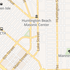 Directions for Porcelain Hair Studio in Huntington Beach, CA 611 6th St