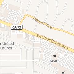 Directions for Sushi From East Restaurant in Whittier, CA 15334 Whittier Blvd Ste 6