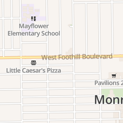 Directions for Mcnall Advertising & Design in Monrovia, CA 324 W Foothill Blvd