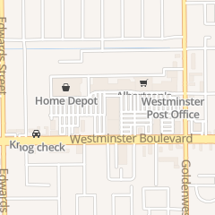 Directions for United States Government in Westminster, CA 6705 Westminster Blvd