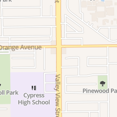 Directions for The Event Newspaper in Cypress, CA 9559 Valley View St