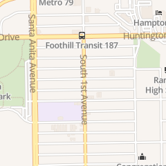 Directions for Hyper Coffee in Arcadia, CA 203 S 1st Ave