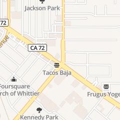 Directions for Wienerschnitzel in Whittier, CA 13317 Whittier Blvd