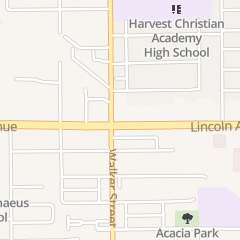 Directions for Cangey's Beauty Shop in Cypress, CA 5525 Lincoln Ave