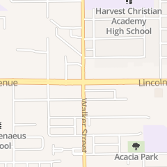 Directions for Radioshack in Cypress, CA 5496 Lincoln Ave