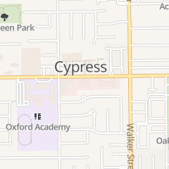 Directions for Holistic Beauty in Cypress, CA 5300 Orange Ave