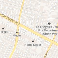 Directions for Joe's Barbershop in Pico Rivera, CA 9141 Whittier Blvd