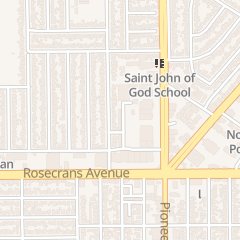 Directions for 5 Points Barber Shop in Norwalk, CA 11655 the Plz
