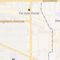 Directions for Uncle Joe's Donuts in San Gabriel, CA 633 S San Gabriel Blvd Ste 101