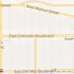 Directions for Diane Nails in Pasadena, CA 2044 E Colorado Blvd Unit 2