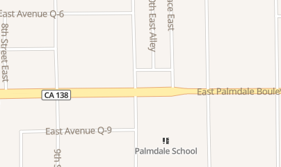 Directions for Cigarettes & Dvds in Palmdale, CA 38410 10th St e