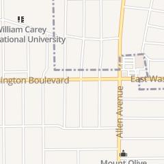 Directions for Ritz Nails in Pasadena, CA 1702 E Washington Blvd