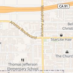 Directions for Dave's Barber Shop in Bellflower, CA 10119 Artesia Blvd