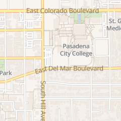 Directions for Pasadena City College in Pasadena, CA 1570 E Colorado Blvd