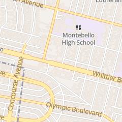Directions for Sapore Ricco Ristorante in Montebello, CA 2100 W Whittier Blvd