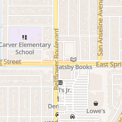 Directions for Rc Street Shop in Long Beach, CA 5521 E Spring St