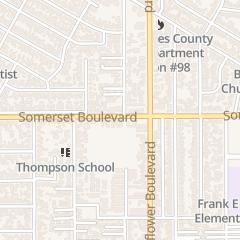 Directions for Flips's Barbershop in Bellflower, CA 9738 1/2 Somerset Blvd