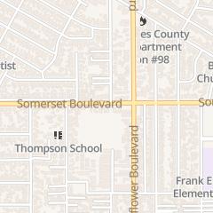 Directions for Azteca Barber Shop in Bellflower, CA 9738 Somerset Blvd