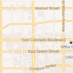 Directions for Condon Daniel B Attorney in Pasadena, CA 2 N Lake Ave