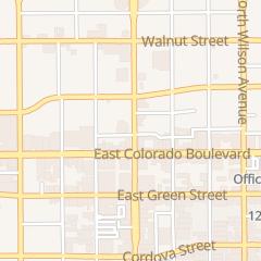 Directions for Comerica Bank in Pasadena, CA 35 n Lake Ave Ste 120