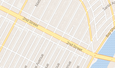 Directions for Acapulco Inn in Long Beach, CA 5283 E 2nd St