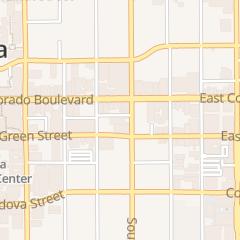 Directions for The Pasadena Playhouse in Pasadena, CA 39 S El Molino Ave