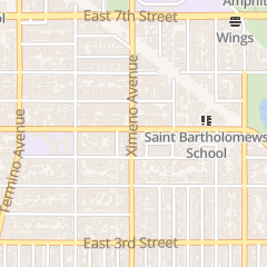 Directions for M-Vanguardia Salon in Long Beach, CA 4402 E 4th St