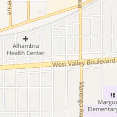 Directions for Selva Brazilian Jiu Jitsu and Mixed Martial Arts in Alhambra, CA 1827 W Valley Blvd