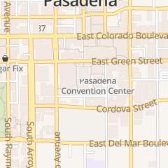 Directions for Pasadena Civic Auditorium in Pasadena, CA 300 E Green St