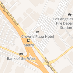 Directions for Crowne Plaza Hotel & Resort in Commerce, CA 6131 Telegraph Rd