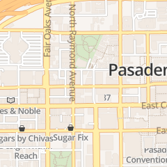 Directions for Classic Kickboxing in Pasadena, CA 91 E Union St