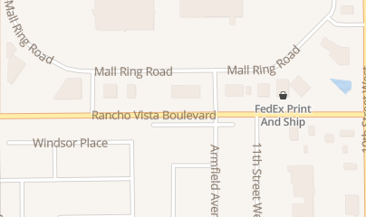 Directions for Frederick's of Hollywood in Palmdale, CA 1233 W Rancho Vista Blvd Ste 323