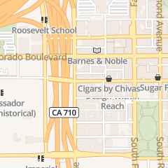 Directions for Corepower Yoga in Pasadena, CA 168 W Green St