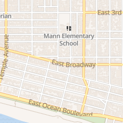 Directions for Law Offices of Brian D. Lerner in Long Beach, CA 3233 E Broadway