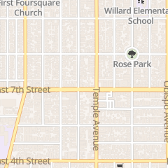 Directions for Best Nails in Long Beach, CA 2709 E 7th St