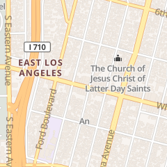 Directions for Universal Church of God in Los Angeles, CA 4549 Whittier Blvd