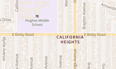 Directions for The Animal Rights Agenda Film in Long Beach, CA Cerritos Ave