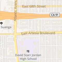 Directions for Art of Expressions in Long Beach, CA 737 E Artesia Blvd