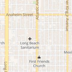 Directions for Zena Gabriel MD in Long Beach, CA 1045 Atlantic Ave