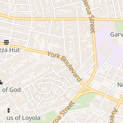 Directions for Claretian Missionaries in Los Angeles, CA 6104 York Blvd