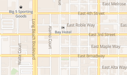 Directions for ZIEBA BUILDERS, INC. in Long Beach, CA 400 E 3rd Street