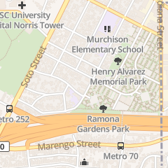 Directions for Sisters Dominican in Los Angeles, CA 1375 Murchison St